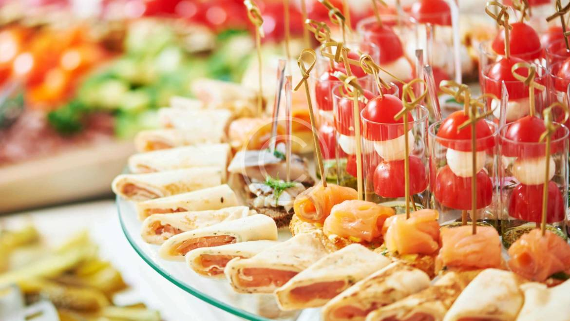 Colorful Variety at Your Wedding Day